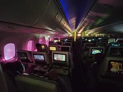 Gulf Air (jperthllave) Tags: gulfair bahraininternationalairport bahrain airlines lights s10e galaxy
