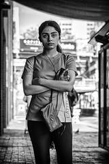Waiting for a bus (Chris (a.k.a. MoiVous)) Tags: streetphotography citywestprecinct adelaidecbd streetlife