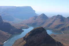 Blyde River Canyon (Rckr88) Tags: mpumalanga southafrica south africa blyde river canyon canyons rivers water mountains mountain cliff cliffs rocks rock rocky nature naturalworld outdoors travel travelling