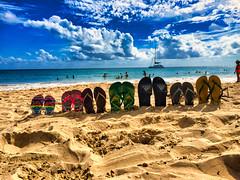 Sweet Martinique (jeromedelaunay_paris) Tags: martinique saintanne plage beach antilles sun sunset sunrise clouds ocean sea beachlife beachlifestyle family boat sailing caraibes island tongues sand colors photography landscape seaview