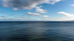 Silence (Lense23) Tags: sea balticsea ostsee clouds wolken meer himmel sky processed