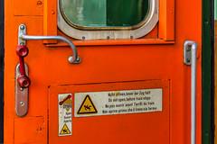 Security Hints (*Capture the Moment*) Tags: 2019 dampflok december dezember fotowalk munich münchen nikolauszug sonya7m2 sonya7mii sonya7mark2 sonya7ii sonyilce7m2 steamengine steamtrain train