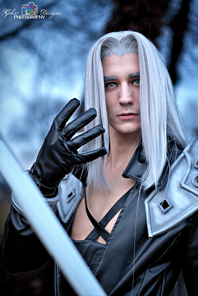 The World S Best Photos Of Ff7 And Sephiroth Flickr Hive Mind