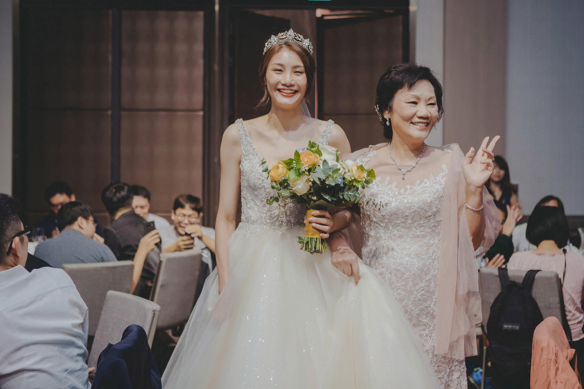 Easternwedding EW JMH 婚禮 婚攝 居米 台北 格萊天漾