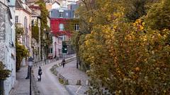 Montmartre (Jean-Luc Peluchon) Tags: paris france fz1000 rue street autumn automne city capitalcity ville urbain urban