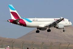 D-ABHN (GH@BHD) Tags: dabhn airbus a320214 eurowings arrecifeairport lanzarote a320 a320200 ew ewg ace gcrr arrecife aircraft aviation airliner