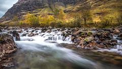 Coe Fluss unterhalb der Clachaig Falls (AnBind) Tags: schottland ereignisse fotoreise caledonia scotland 2019 highlands urlaub