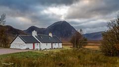 Blackrock Cottage (AnBind) Tags: schottland ereignisse fotoreise caledonia scotland 2019 highlands urlaub