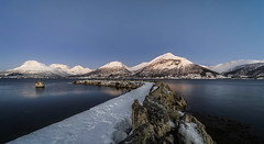 Balsfjord (ketil.melby) Tags: norway balsfjord troms winter sea sky fjord