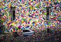 street art (Jack_from_Paris) Tags: q1000010 leica q2 19050 dng mode lightroom capture nx2 rangefinder télémétrique hybride colors couleurs pattern wide angle summilux 28mm street art mur wall paris 13 windows fenêtres