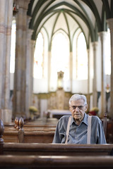 Lauro Palú (AdrianoSetimo) Tags: canon canoneosrp 50mm14 bokeh portrait retrato igreja church santuáriodocaraça sanctuaryofcaraça caraça minasgerais santabárbaramg