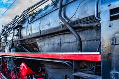 The Steam Engine (*Capture the Moment*) Tags: 2019 dampflok december dezember fotowalk munich münchen nikolauszug sonya7m2 sonya7mii sonya7mark2 sonya7ii sonyilce7m2 steamengine steamtrain train