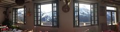 Pyrenees France December 2019 (Albert A T) Tags: france paysbasque pyrenees gourette valleedosseau neige snow nieve winter hiver invierno noel navidad christmas coldaubisque hotellescretesblanches restaurantlescretesblanches fenetres vindows ventanas landscape montagnes mountains arbres trees arboles foret forest woods