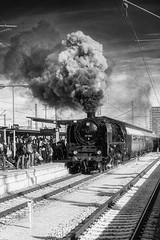 A lot of Steam (*Capture the Moment*) Tags: 2019 dampflok december dezember fotowalk munich münchen nikolauszug sonya7m2 sonya7mii sonya7mark2 sonya7ii sonyilce7m2 steamengine steamtrain train