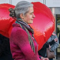 Taken during 2019 (2 of 3) (Patricia Wilden (Away until February)) Tags: people norwich violenceagainstwomen streetperformers millenniumplain uk street