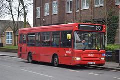 Country Way Pointer Dart (BnT Photography) Tags: abellio london dennis dart mpd plaxton pointer 2 290 twickenham arragon road staines
