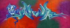 """""""AMOUR""""  DARK AMOUR  ( 2008 ) (jc.dazat) Tags: amour dark darkamour graffitis graffeur peinture paint lettrage letter bombe mur wall art artiste artistique couleurs colours color photo photographe photographie photography nikon jcdazat"""