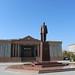 Heydər Əliyev statue and museum, Nakhchivan city