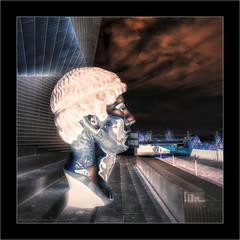Head (Jean-Louis DUMAS) Tags: bordeaux gironde france architecture art architecte architect architectural architecturale artistic abstract abstrait square artistique artist artiste de la rue arts statue aquitaine nouvelleaquitaine