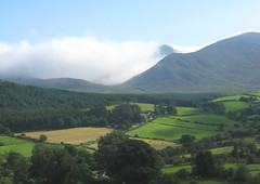 County Down, Northern Ireland (east med wanderer) Tags: uk northernireland green ulster countydown farming mournemountains