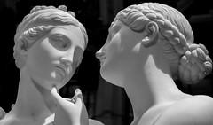Tre Grazie (e.colombo17) Tags: milano milan marble white blackandwhite gallerieditalia italy winter2019 2019 contrast highcontrast nikond3300