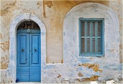 Blue Door (Jocelyn777) Tags: walls doors windows doorsandwindows facades buildings architecture malta travel
