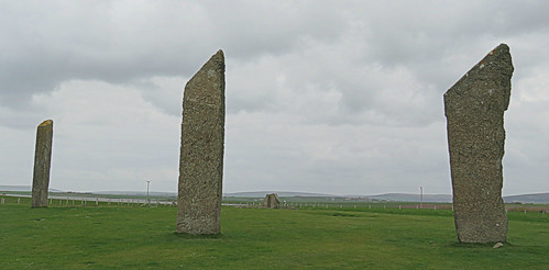 Standing Stones of Stenness (1 of 6)