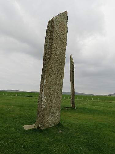 Standing Stones of Stenness (5 of 6)