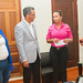 Visitas Sorpresa: artesanas de Monte Plata reciben recursos para comprar equipos. Aumentarán ingresos y aportarán a economía de sus hogares