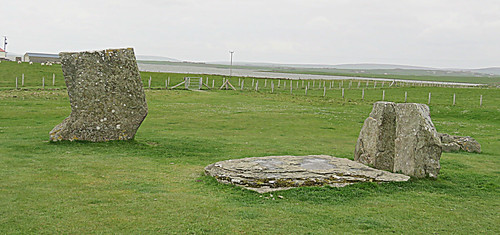 Standing Stones of Stenness (4 of 6)