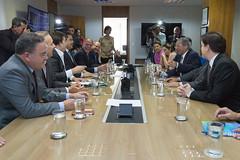 Reunião da RT com ministro Paulo Guedes
