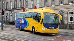 136 NFZ9136 Ulsterbus (busmanscotland) Tags: 136 nfz9136 ulsterbus nfz 9136 scania k360eb4 irizar i6 megabus megabuscom scottish citylink