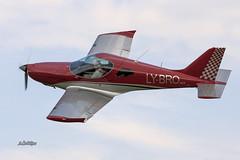 LA7X5190@L6S (Logan-26) Tags: brm aero bristell lybro adazi airfield evad latvia aleksandrs čubikins prop bronius fly flying sky air show ng5 tdo private