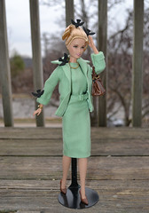 This is for the Birds! (trev2005) Tags: barbie birds mattel doll melanie daniels tippi hedron