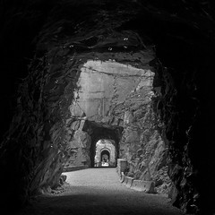20190618D8E_4933FLR (cisco42) Tags: bc britishcolumbia canada canyon coquihallacanyonprovincialpark coquihallariver granite othellotunnels trail tunnel