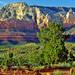 Wilson Mountain Sunset, Sedona, AZ 7-13