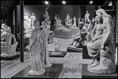Glyptotheque | Odense, Denmark (Flemming J. Gade) Tags: sculptors wallpaper bw kunstmuseumbrandts odense denmark