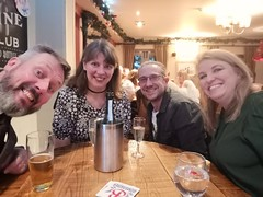 December 27th 2019 - Project 365 (Richard Amor Allan) Tags: drinks christmas friends pub smiles project365