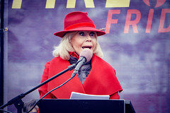 2019.12.27 Fire Drill Fridays with Jane Fonda and Lily Tomlin, Washington, DC USA 361 172042