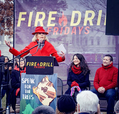 2019.12.27 Fire Drill Fridays with Jane Fonda and Lily Tomlin, Washington, DC USA 361 172074
