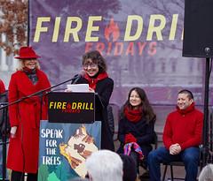 2019.12.27 Fire Drill Fridays with Jane Fonda and Lily Tomlin, Washington, DC USA 361 172081