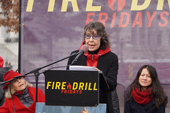 2019.12.27 Fire Drill Fridays with Jane Fonda and Lily Tomlin, Washington, DC USA 361 172086