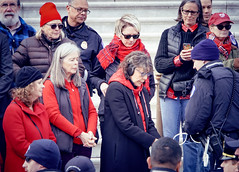 2019.12.27 Fire Drill Fridays with Jane Fonda and Lily Tomlin, Washington, DC USA 361 172165