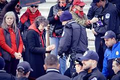 2019.12.27 Fire Drill Fridays with Jane Fonda and Lily Tomlin, Washington, DC USA 361 172167