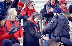 2019.12.27 Fire Drill Fridays with Jane Fonda and Lily Tomlin, Washington, DC USA 361 172168