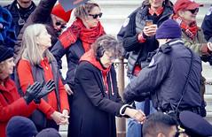 2019.12.27 Fire Drill Fridays with Jane Fonda and Lily Tomlin, Washington, DC USA 361 172168