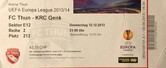 "FC Thun - KRC Genk • <a style=""font-size:0.8em;"" href=""http://www.flickr.com/photos/79906204@N00/49284055216/"" target=""_blank"">View on Flickr</a>"