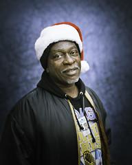Anthony (mckenziemedia) Tags: man portrait portraiture face smile hat santa street streetphotography streetwise people humanity chicago city urban