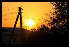 Chiwa UZ - Sunset 02 (Daniel Mennerich) Tags: silk road uzbekistan chiwa khiva canon dslr eos hdr hdri spiegelreflexkamera slr