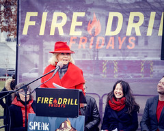 2019.12.27 Fire Drill Fridays with Jane Fonda and Lily Tomlin, Washington, DC USA 361 172033